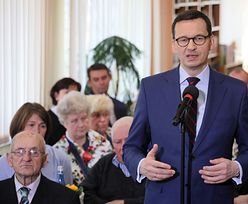 Mateusz Morawiecki obiecał rolnikom spotkanie. Zapowiada też kontrole na granicy z Ukrainą