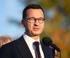 Premierowi Mateuszowi Morawieckiemu powiedziano, że został nagrany. Nowa odsłona afery taśmowej