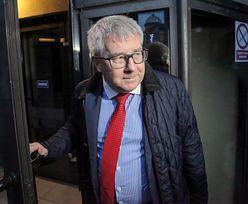 """Ryszard Czarnecki o debacie w PE. Mówi, że doszło do """"ataku na Polskę"""""""