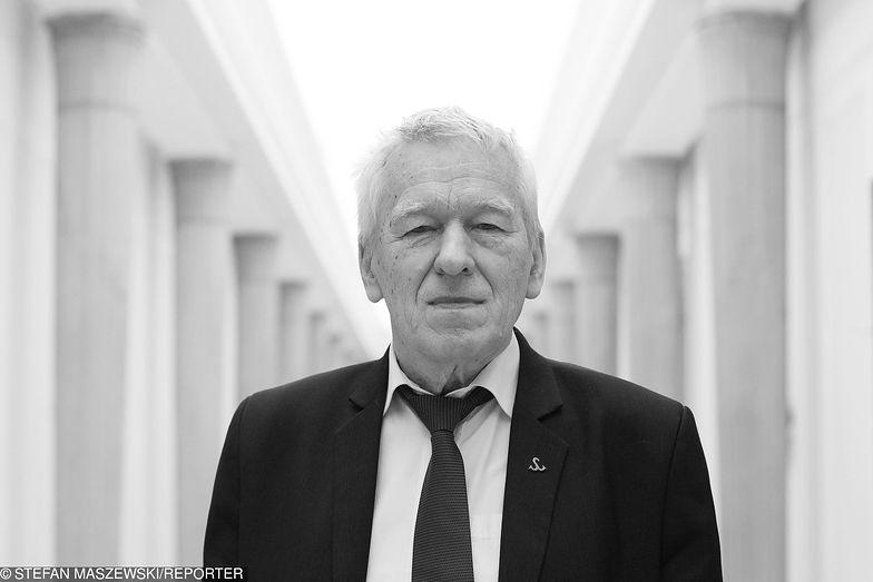 Nie żyje Kornel Morawiecki. W wyborach parlamentarnych 2019 był kandydatem do Senatu