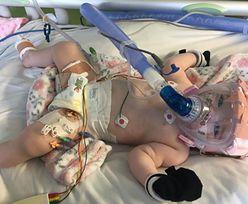 Koronawirus: półroczna dziewczynka ma COVID-19. Rodzice przestrzegają