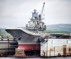 Dwaj rosyjscy marynarze skazani. Dokonali ogromnych uszkodzeń lotniskowca
