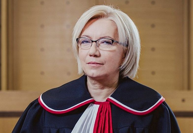 Przyjaciółka Kaczyńskiego pojechała po okulary. Służbową limuzyną z ochroniarzem