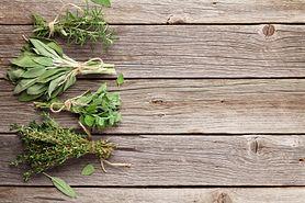 Mieszanki ziołowe na letnie dolegliwości