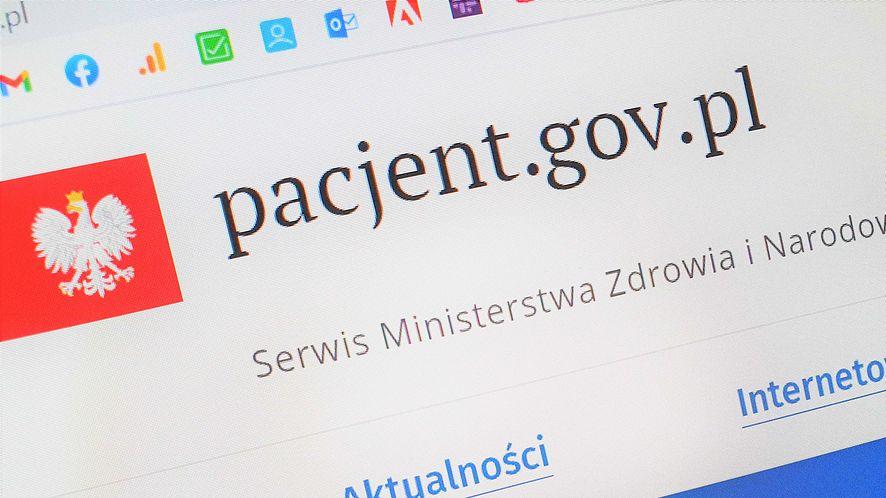 Internetowe Konto Pacjenta nie jest dopracowane, fot. Oskar Ziomek