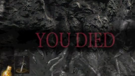Wszystkie moje śmierci w Dark Souls
