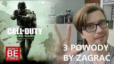 Czy warto zagrać w remaster Modern Warfare?