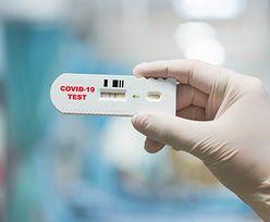 Zakaz sprzedaży testów na koronawirusa w aptekach. Oto powód