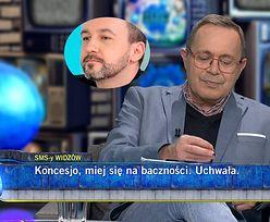 """Widz zadzwonił do """"Szkła kontaktowego"""" w TVN24. Na wizji zaczął krytykować Skórzyńskiego"""
