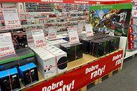 Xbox Series X i Xbox Series S trafił do sklepów. Tak jakby - Xbox Series X i Xbox Series S na półkach jednego z elektromarketów