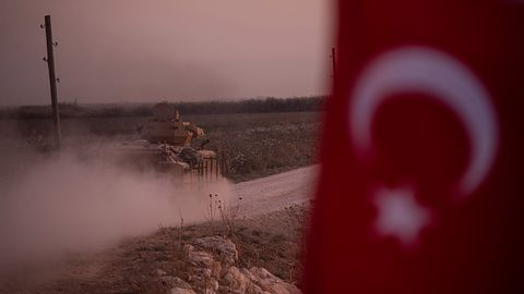 Turcja zaatakowała Syrię. WhatsApp, Facebook i Twitter zostały zablokowane