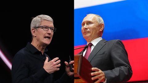Rosja zgadza się z resztą świata. Uznaje, że Apple jest monopolistą