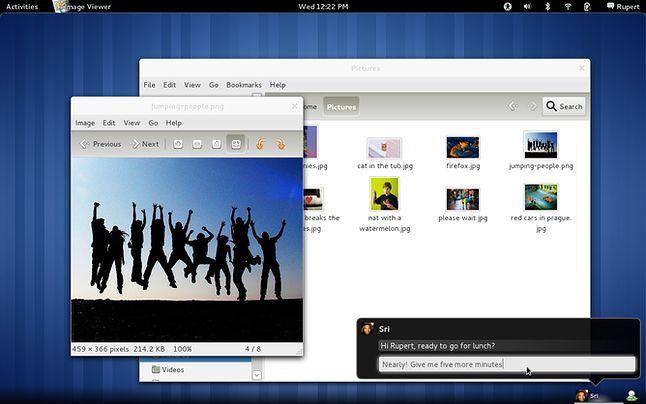 GNOME 3.0.0. To było bardzo dawno temu