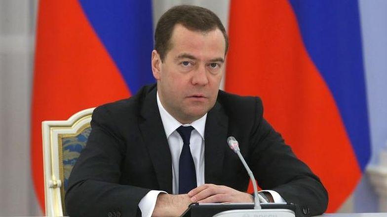 Wpadka Miedwiediewa. Krym nie jest dostatecznie rosyjski?