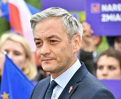 Biedroń zrezygnuje z mandatu europosła, gdy zostanie spełniony jeden warunek