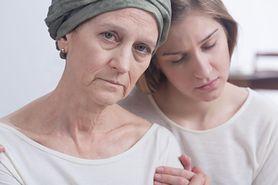 Nietypowe objawy raka gardła