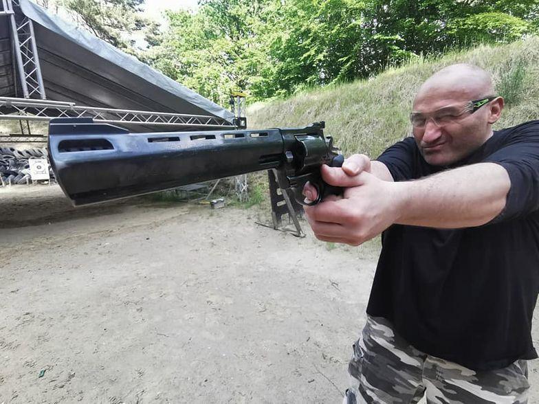 Padło mocne porównanie. Marcin Najman ostro o Rafale Trzaskowskim