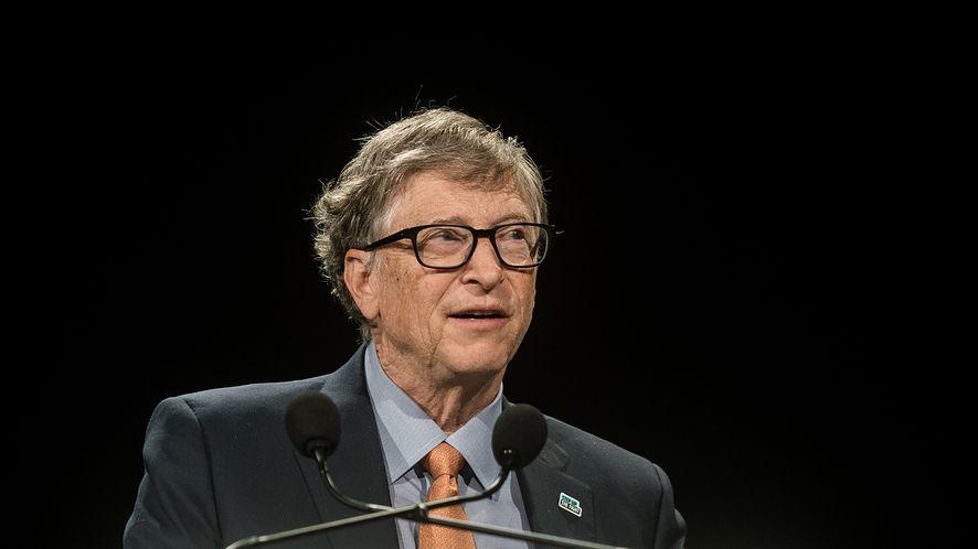 Hakerzy włamali się m.in. na konto Billa Gatesa, fot. Getty Images