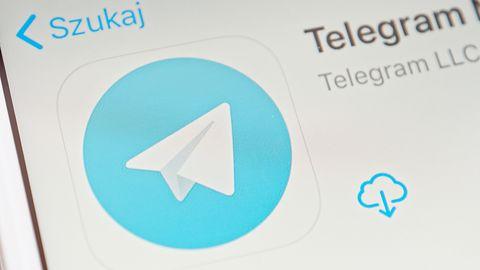 Telegram zniknie ze sklepów z aplikacjami? Tego chce rosyjski rząd