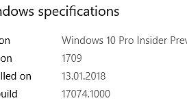 """Mocno zakurzony mechanizm """"cichych godzin"""" wreszcie doczekał się sporego odświeżenia, czyli Windows 10 w kompilacji 17074"""