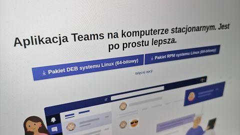 Microsoft Office dla Linuxa? Na razie jest Teams, ale pomarzyć zawsze można
