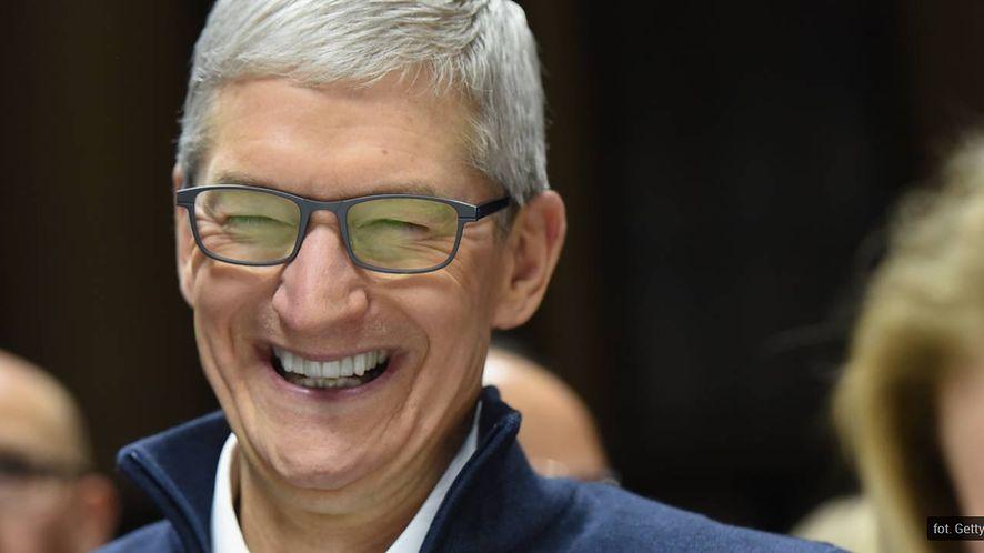 Na jesiennej konferencji Apple na pewno pojawi się Tim Cook