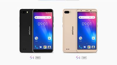 Ulefone S1 — premiera budżetowego smartfonu z Androidem 8.1 Go Edition