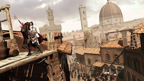 Galeria oraz fragment rozgrywki z Assassin`s Creed 2