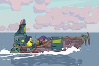 Rozchodniaczek: Bond, podróże i indyki na deser - Minute of Islands