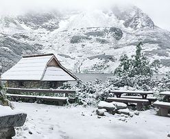 Zima na początku lata. W Tatrach sypnęło śniegiem