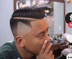 Pokazał fryzjerowi zatrzymane nagranie. To nie był najlepszy pomysł