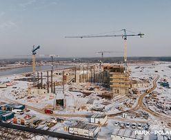 Suntago Wodny Świat pod Mszczonowem. Otwarcie aquaparku jeszcze w 2019 r.