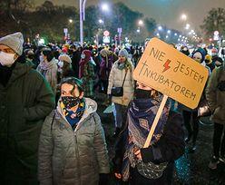 Strajk Kobiet. Trwają protesty. Gorąco w Warszawie