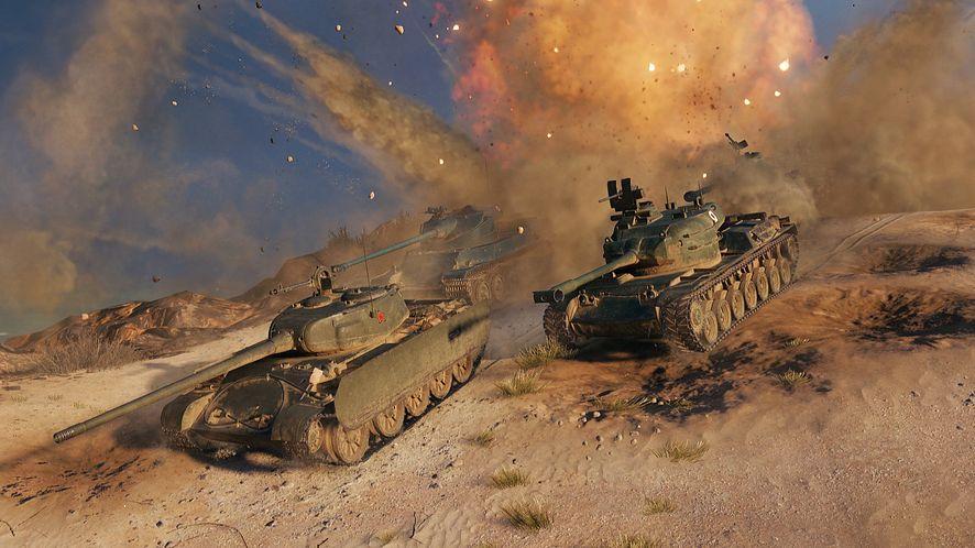 World of Tanks trafia na Steama