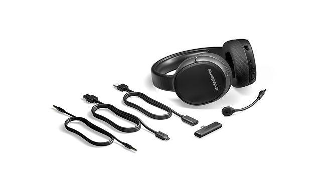 SteelSeries Arctis 1 Wireless, fot. materiały prasowe.