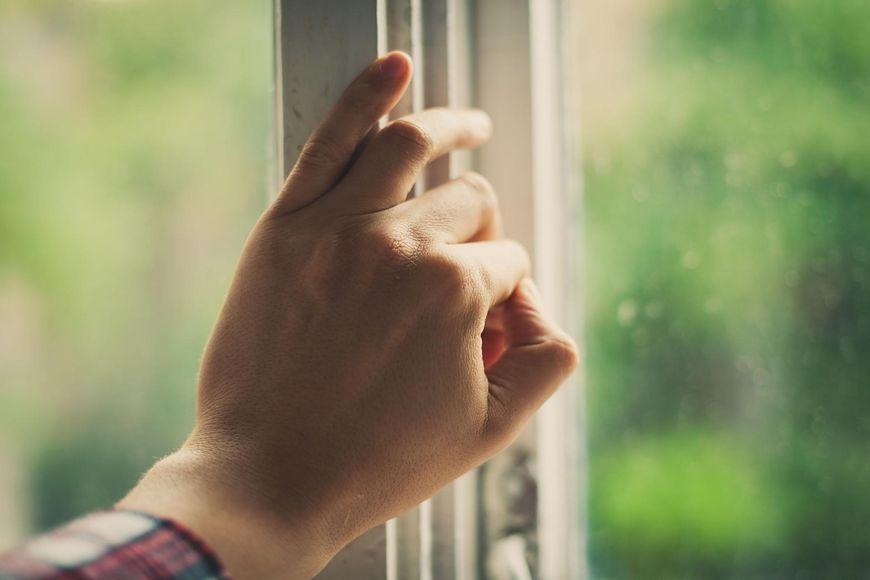 Zamknięte okna