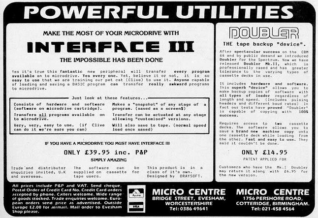 Evasham Micro Interface II w cenie 39,95 Funta.