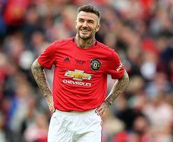 """""""But trafił Davida Beckhama prosto w twarz!"""". Piłkarz wspomina awanturę w szatni"""