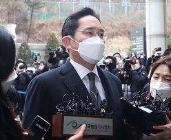 Wiceprezes Samsunga za kratami! 2,5 roku więzienia