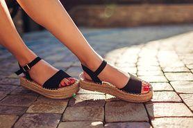Domowe sposoby na pocenie się nóg