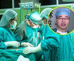 Wyszło na jaw, co robili chińscy lekarze. Skandal na cały świat