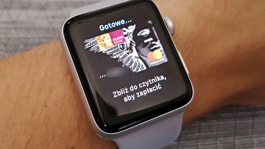 Apple Pay w Watchu – pokazujemy, jak płacić za pomocą smartzegarka