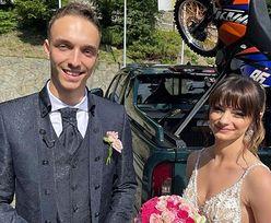 To dzięki temu Karolina Małysz wyglądała tak pięknie na swoim ślubie