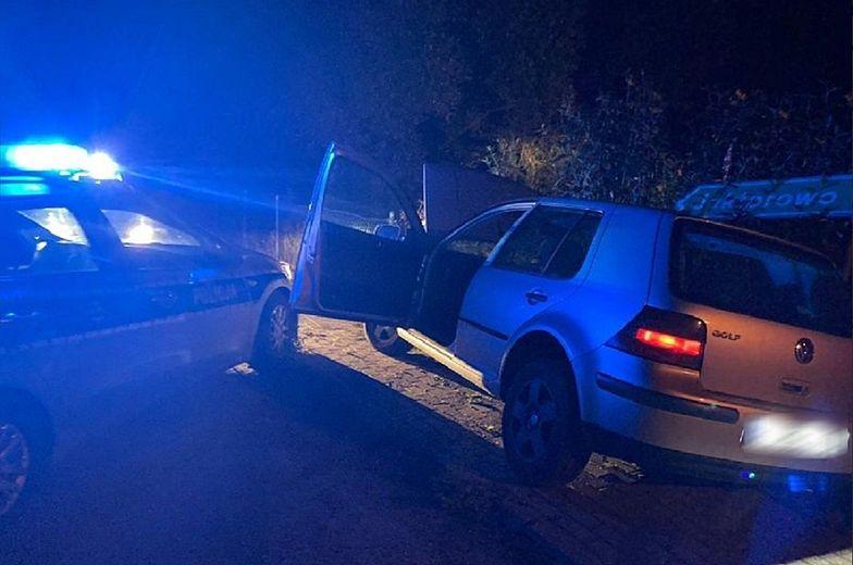Koszmar w Wielkopolsce. Naćpany i pijany chciał zabić policjantów