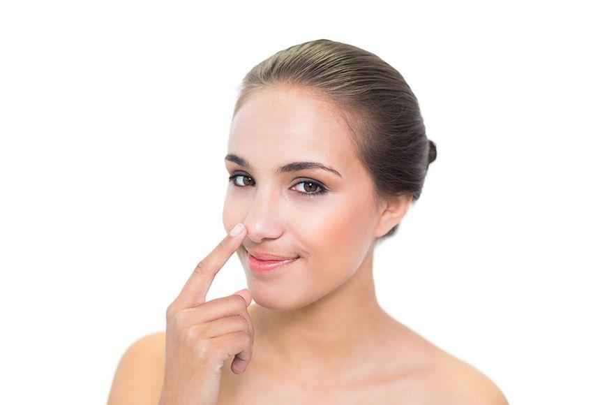 Wydzielina z nosa to nie tylko powód do śmiechu
