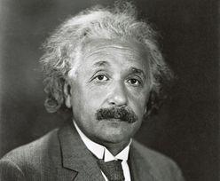 Albert Einstein rasistą. Opublikowali pamiętniki, które nie pozostawiają złudzeń
