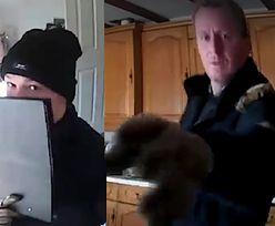 83-latka przechytrzyła złodziei. Złapała ich w chmurze