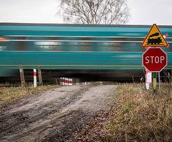 Warmińsko-mazurskie: pociąg śmiertelnie potrącił kobietę