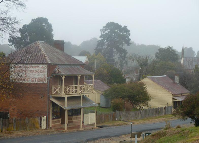 1. Hill End, Australia