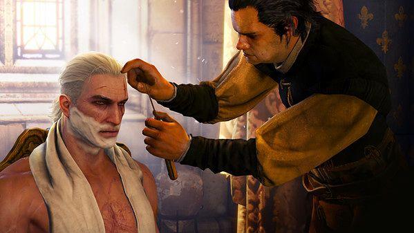 Dziki Gon i PlayStation 4 Pro nie byliby dobrą parą, dlatego CD Projekt nie planuje już upiększać Geralta na konsolach